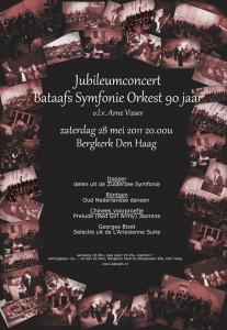 eerdere concerten - jubileum 2011